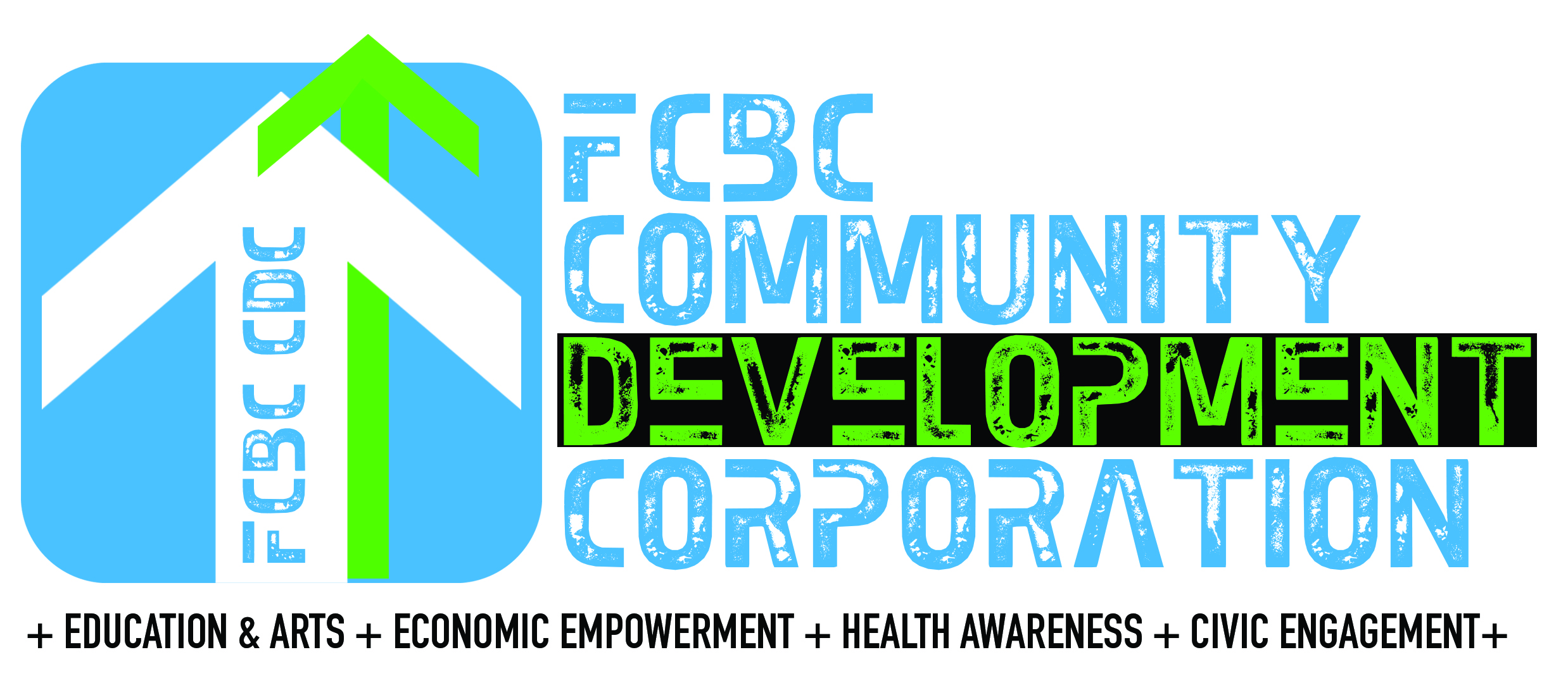 new cdc logo WITH words